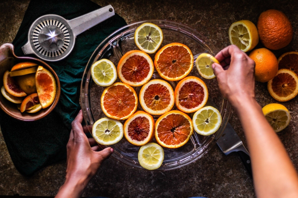 citrus-slices-on-tray